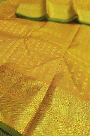mustard mayil chakram with border1