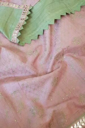 pale green with pink pallu1