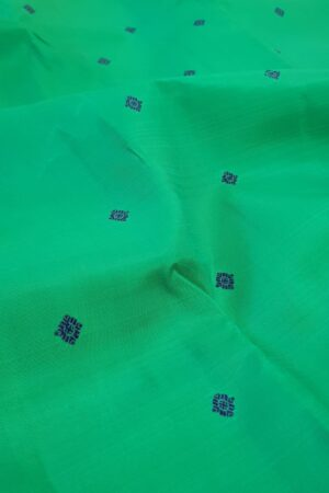 rama green meenakari saree1