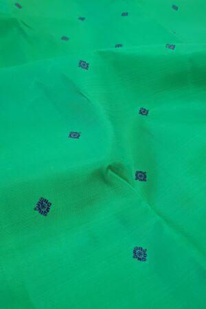 rama green meenakari saree1