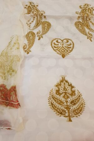 white with brown and rust prints - Copy