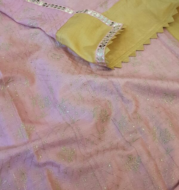 yellow with pink pallu1