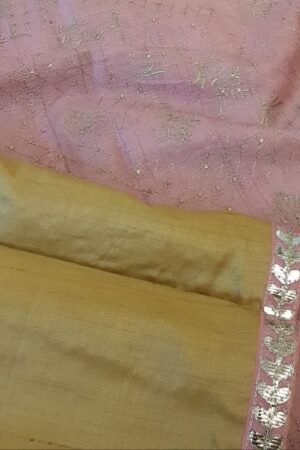 yellow with pink pallu2