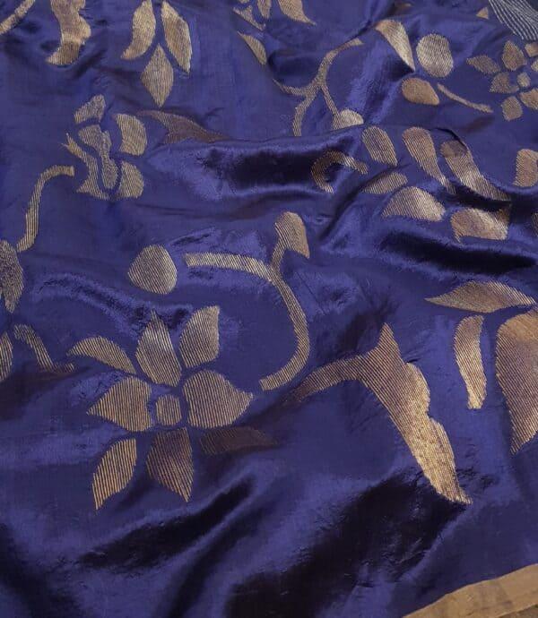 Blue moonga floral1