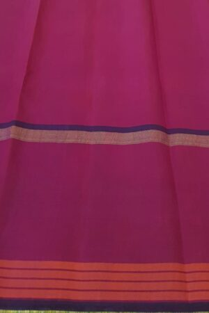 Blue with maroon border and lotus4