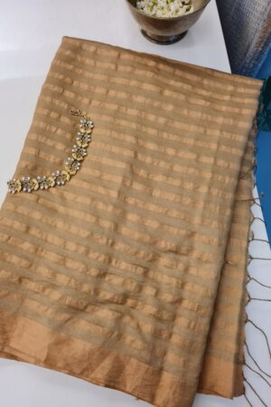 beige moonga lines