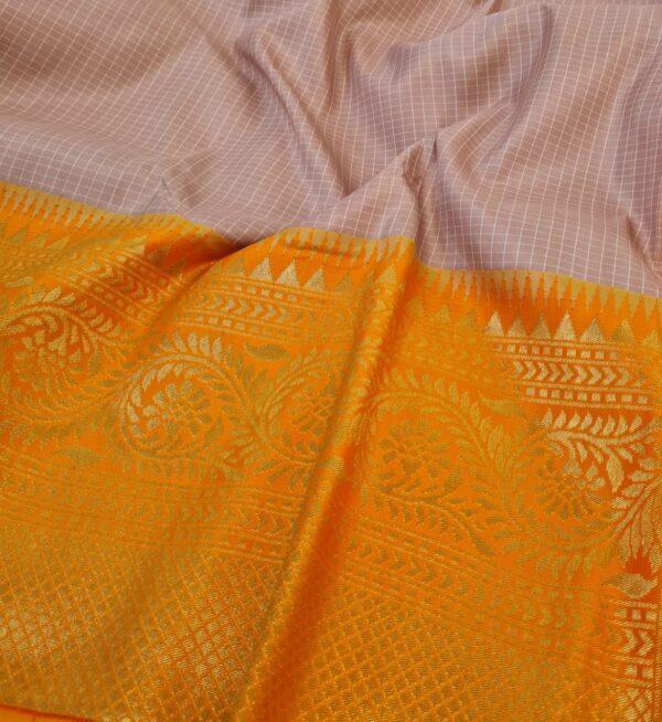 beige with orange border1