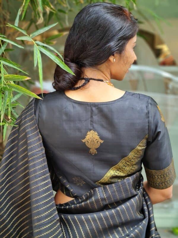 black silk blouse2