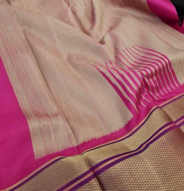 black with pink thread border3