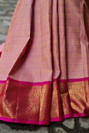 dusty pink with rani korvai border2