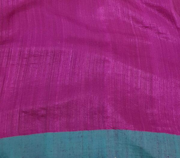 violet matka saree3