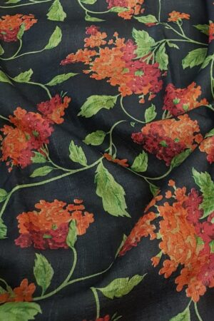 black with red zari border1