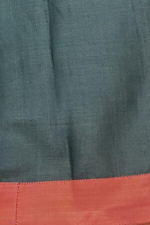 blue with peach silk pallu3