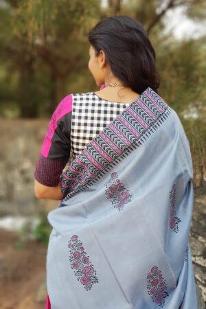 grey bp kanchipuram silk saree3
