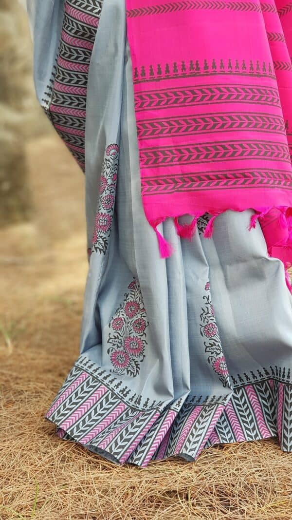 grey bp kanchipuram silk saree4