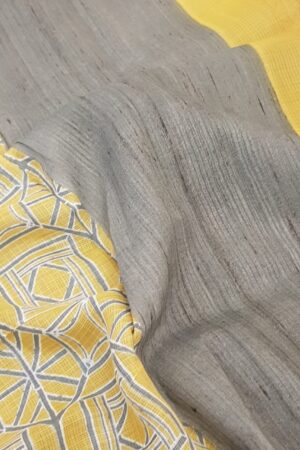 mustard and grey geometric prints1