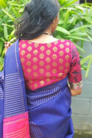 pink prakruthi blouse3