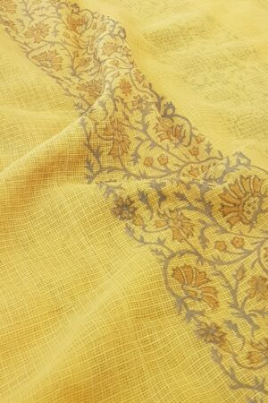 yellow raahat kota saree2