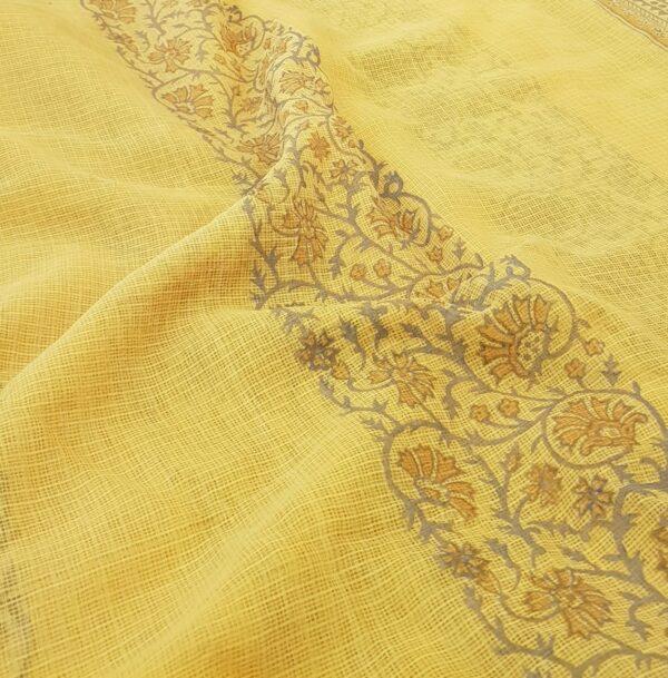 yellow raahat kota saree2