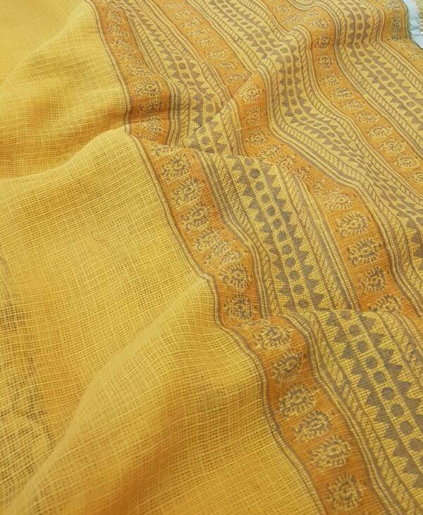 yellow raahat kota saree3