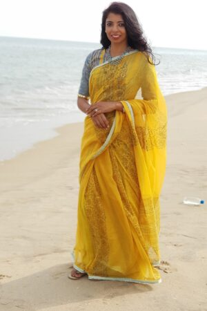 yellow raahat kota saree6