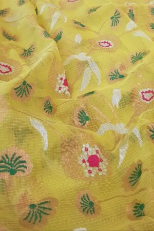 yellow with meena work2
