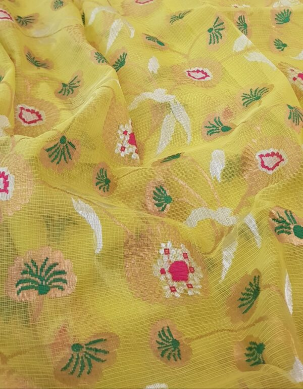 yellow with meena work2