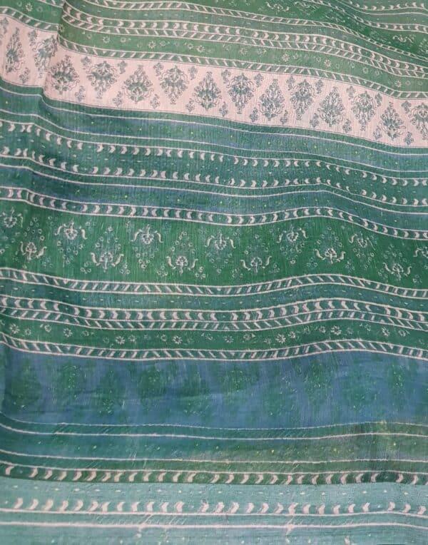 blue green shaded moonga linen2