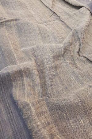 gey cotton saree1