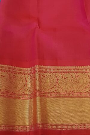 green with red korvai kanchipuram silk saree4