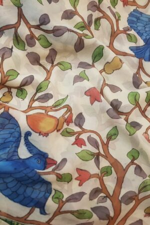 kingfisher saree1