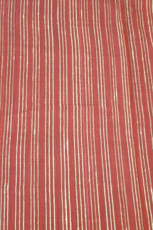 maroon cotton saree4