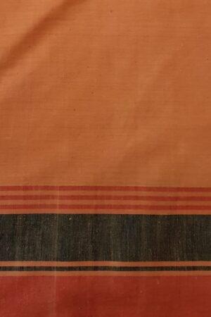 orange phulia cotton saree3