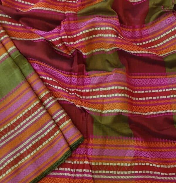 phulia heavy cotton saree3