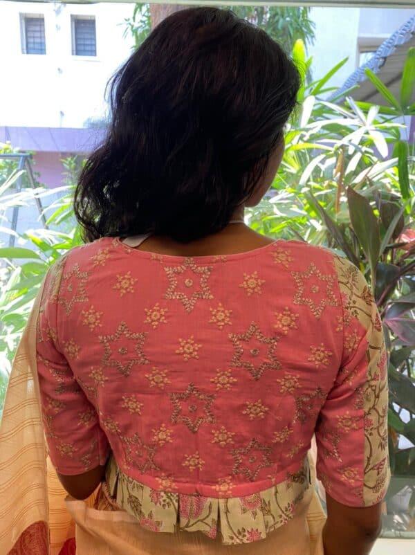 pink cotton blouse1