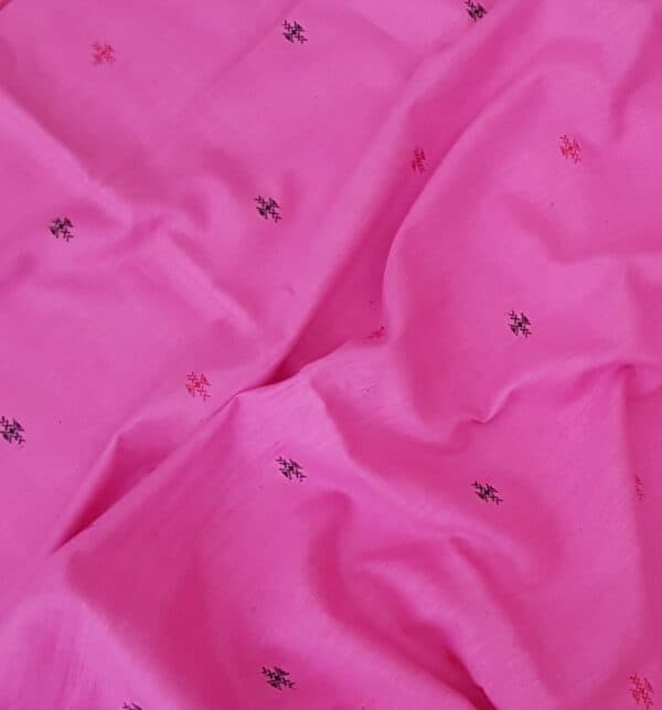 pink cotton saree2
