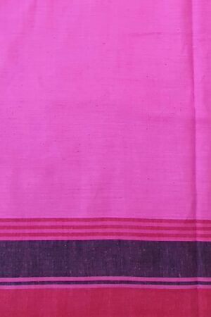 pink cotton saree3