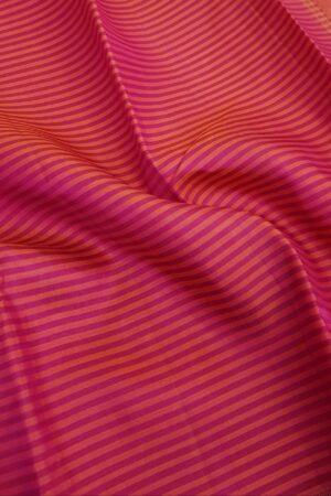 pink with mustard zero zari saree1