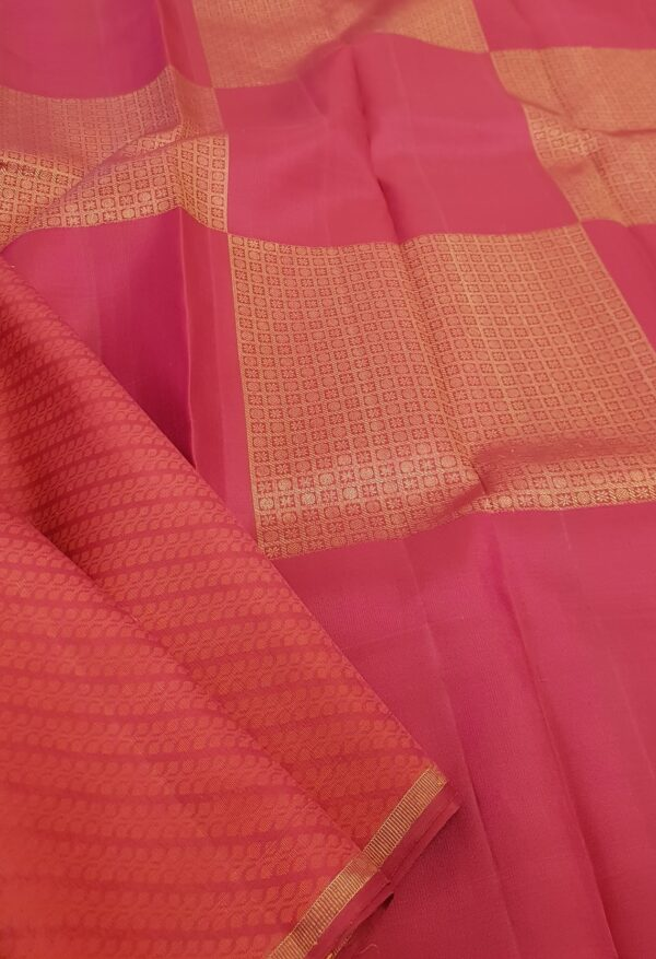 arakku upada kanchipuram silk saree1