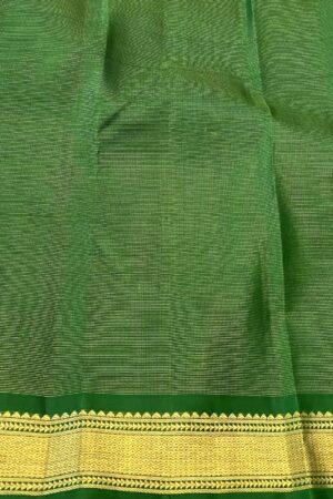 red vaira oosi kanchipuram silk saree4