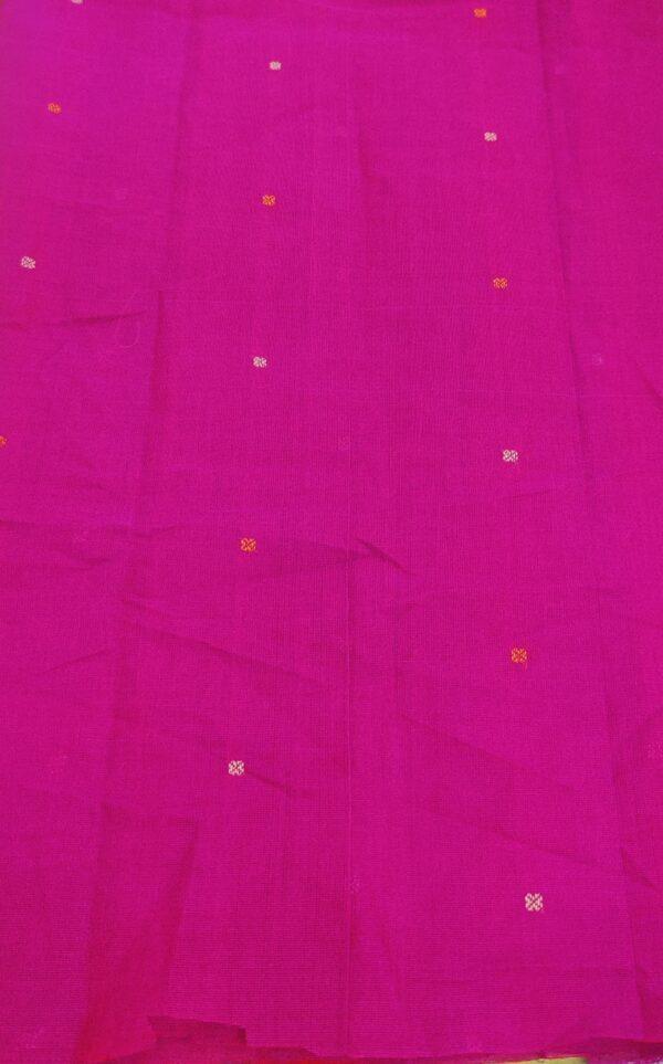 mauve kanchi cotton saree with vanasingaaram border3