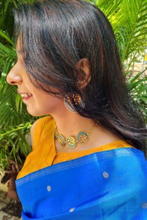 suhani blue necklace