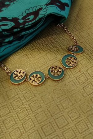 suhani green necklace